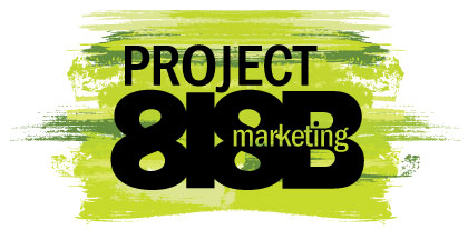 Project 818B Marketing Logo
